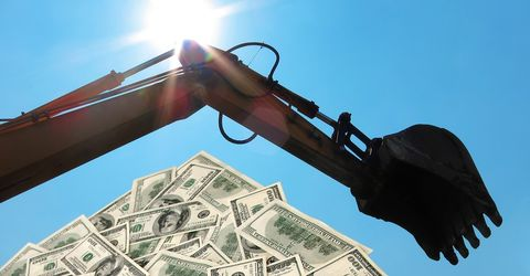 Money, Architecture, Games, Screenshot,