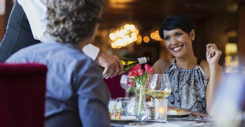 Event, Smile, Conversation, Restaurant, Happy, Leisure, Ceremony,
