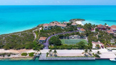 Resort, Property, Real estate, Vacation, Coastal and oceanic landforms, Caribbean, Bay, Coast, Sea, Estate,