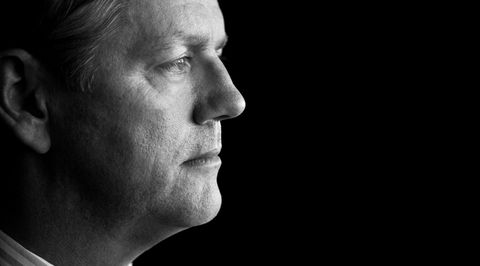 Face, Chin, Cheek, Nose, Head, Human, Forehead, Close-up, Black-and-white, Portrait,