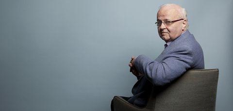 Sitting, Businessperson, Elder, Portrait,