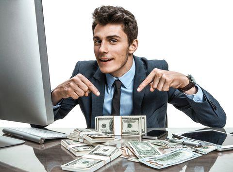 White-collar worker, Cash, Money, Job, Businessperson, Business, Photography, Recruiter, Bank teller, Employment,