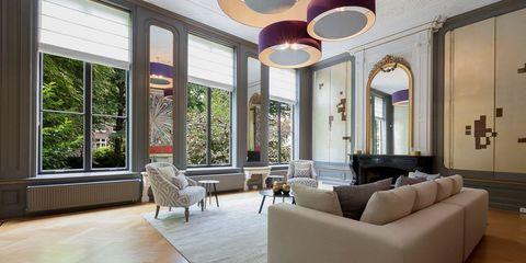 Living room, Room, Property, Interior design, Building, Ceiling, Furniture, Home, House, Real estate,