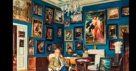 Collection, Painting, Art, Room, Art gallery, Visual arts, Interior design, Building, Artist,