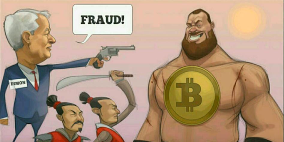 'Bitcoin gelijkgesteld met contant geld'