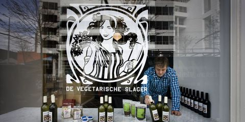 Drink, Distilled beverage, Art, Street art, Alcohol, Bartender, Graphics, Mural, Beer,