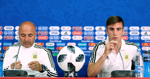 News conference, Player, World,