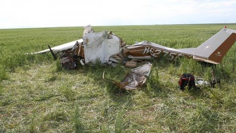 Cessna crash likely caused by selfie-snapping pilot