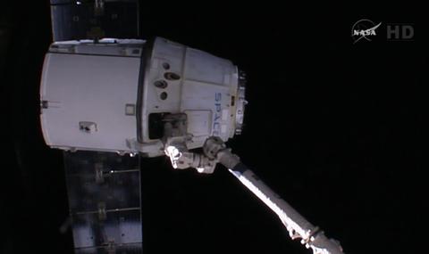 Dragon ISS