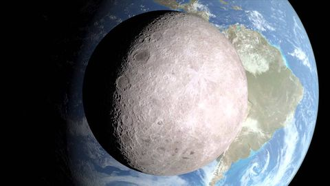 Far Side of the Moon