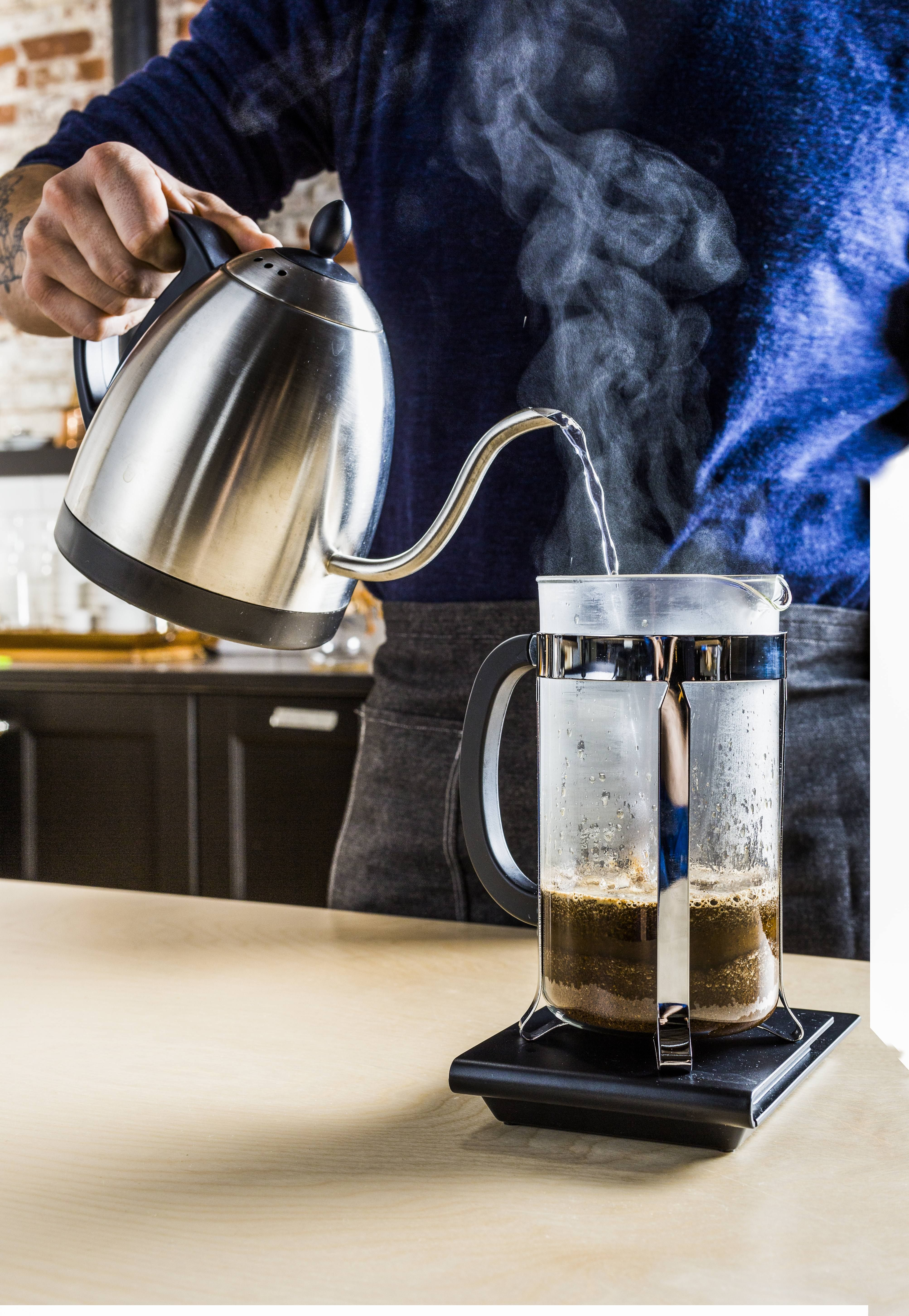 French Press 101 How To Use A For Coffee