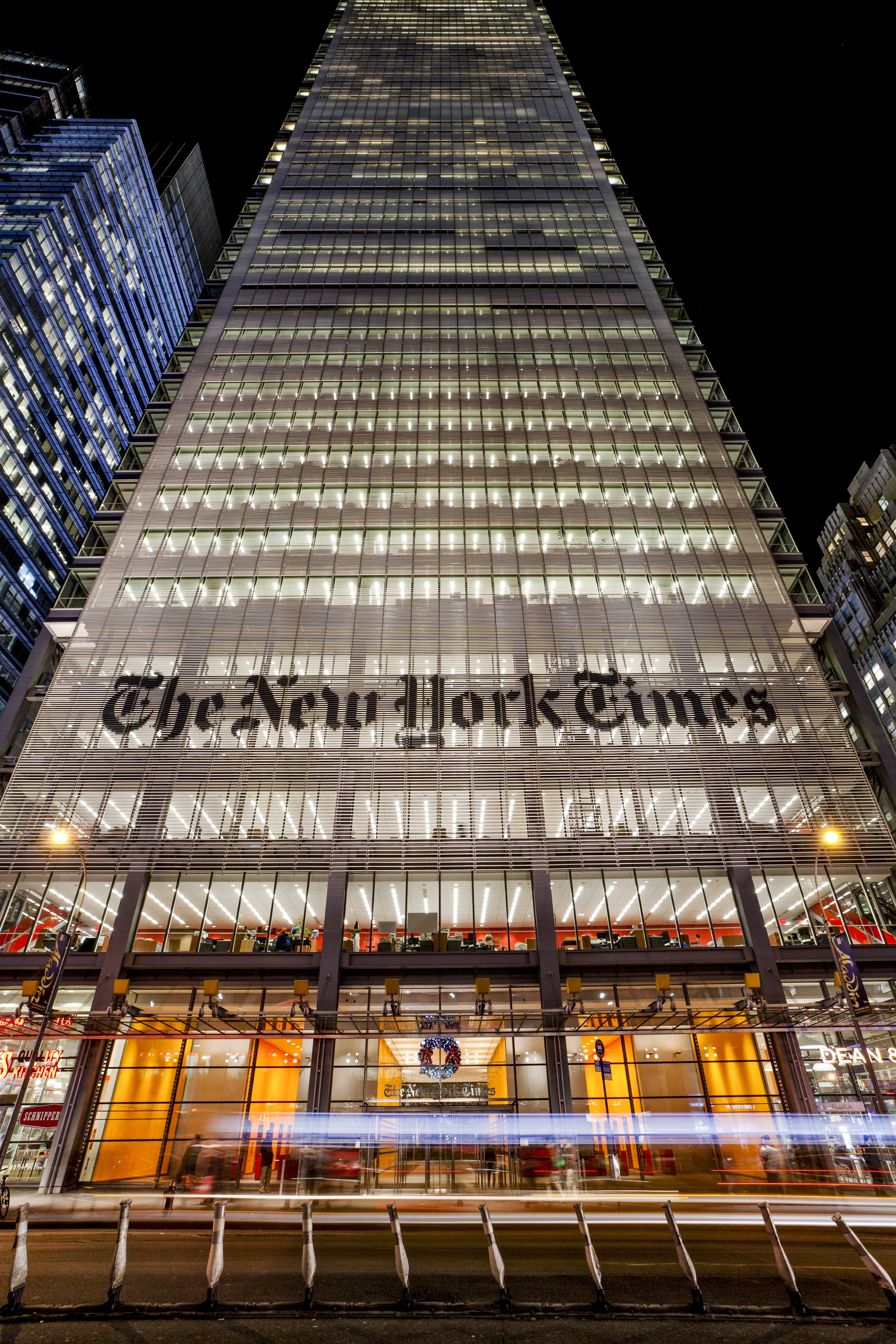 How The New York Times Works