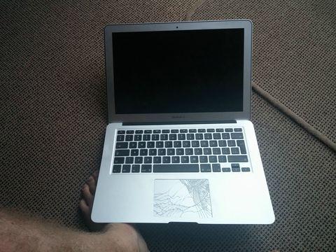 Miraculous MacBook Survival