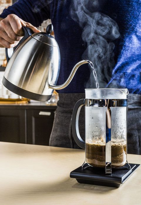 Brewing Coffee Is Science