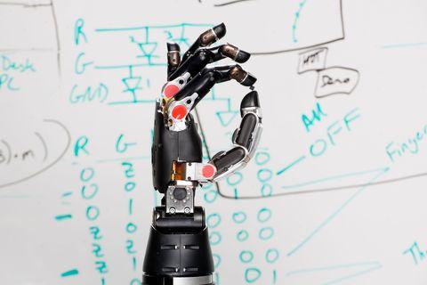DARPA Prosthetics