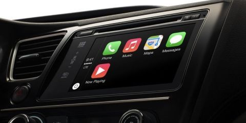 Apple Project Titan Carplay
