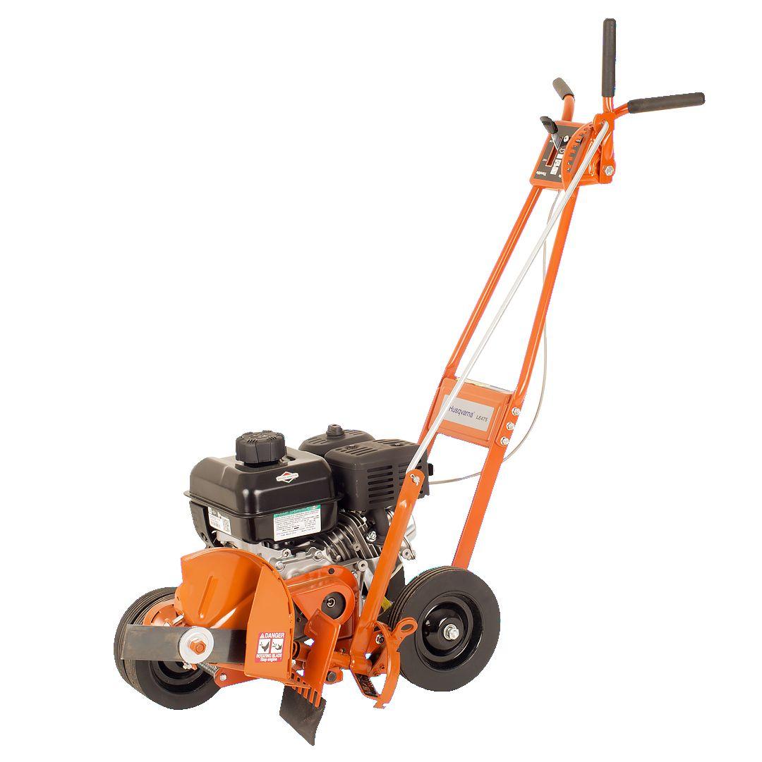 tool test the 5 best edgers to tame your lawn rh popularmechanics com Powermate Lawn Edger Manual Troy-Bilt Edger
