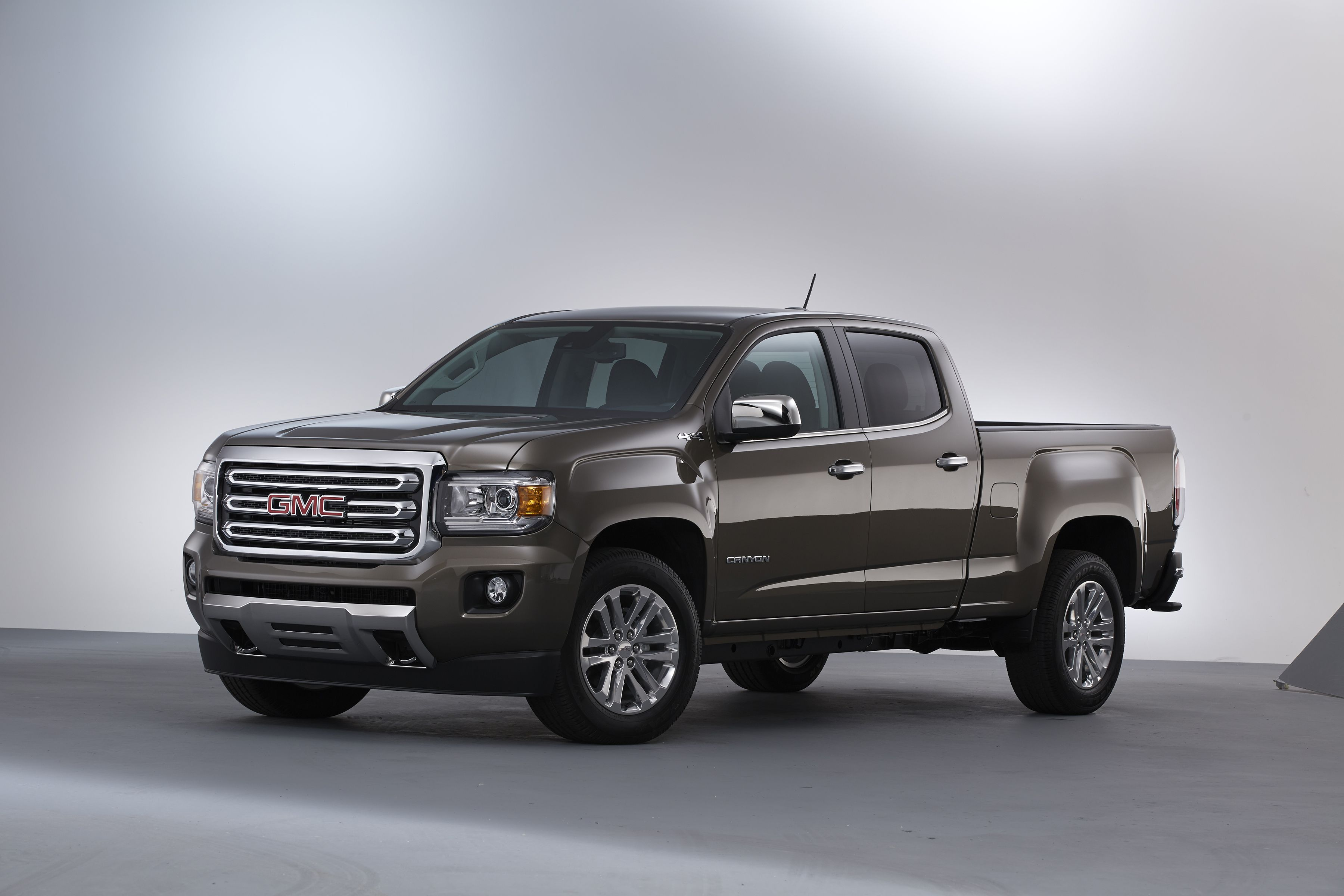 2015 GMC Canyon The pact Truck Is Back