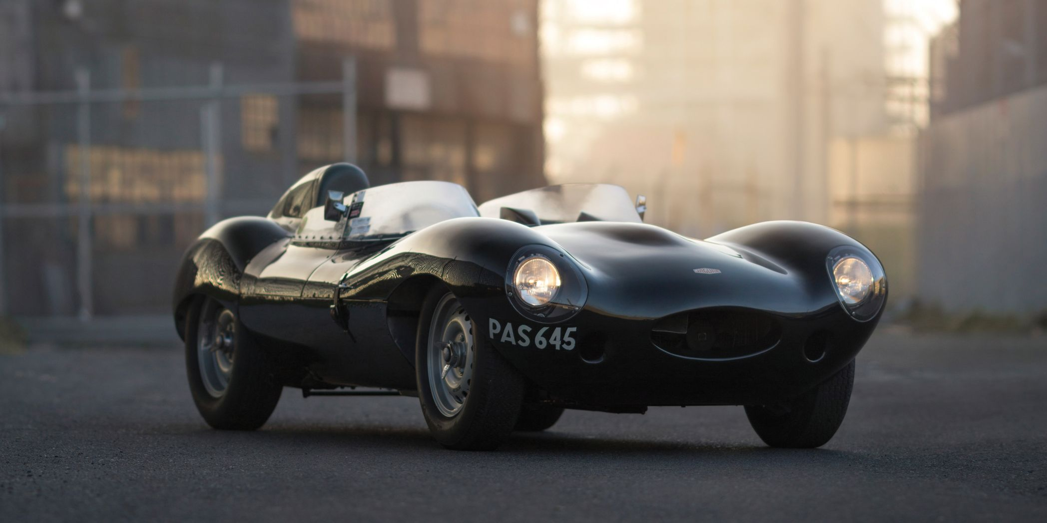 On March 14, this 1955 Jaguar D-Type will cross the block at the Amelia Island sale byRM Auctions.