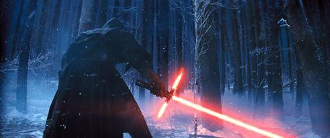 Exhaust Saber Star Wars Force Awakens