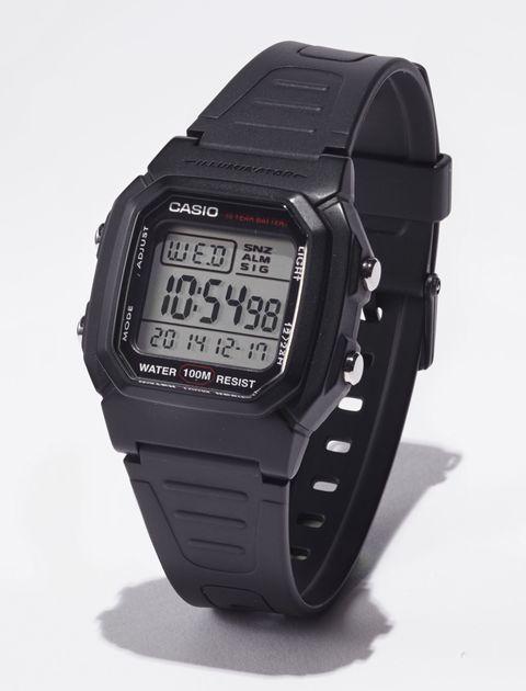 Product, Watch, Glass, Electronic device, Technology, Fashion accessory, Watch accessory, Font, Black, Clock,