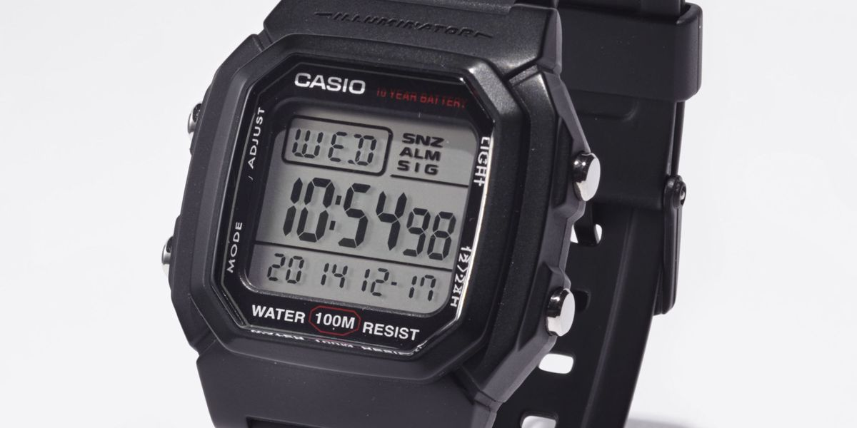This $14 Casio Watch Was One of My Best Investments