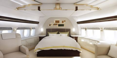 This Luxury Boeing 747-8 for the Super-Rich is a Palace in the Sky