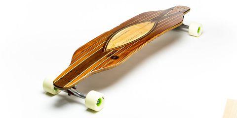 We Want This Beautiful Maple Heart Longboard