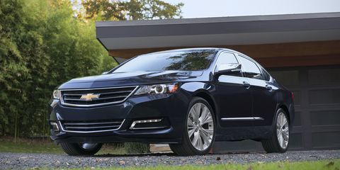 The 2015 Impala's base 2.5-liter ECOTEC® engine will now come with stop/start technology, offered as a standard feature – an addition that helps improve city fuel economy by nearly 5 percent, or 1 mile per gallon.