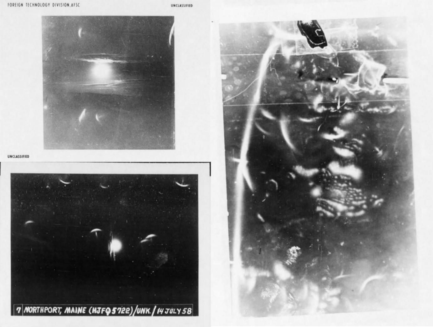 11 UFO Photos Unearthed From the Air Force\u0027s Vaults
