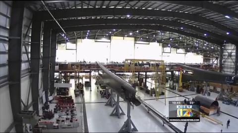 Aircraft, Hangar, Airplane, Aerospace engineering, Aviation, Engineering, Jet aircraft, Machine, Supersonic aircraft, Aerospace manufacturer,