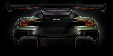Aston Martin Vulcan - The Official Photos