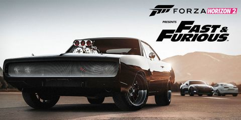 Fast & Furious Forza Expansion