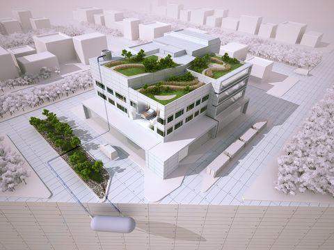 Urban design, Neighbourhood, Landscape, Mixed-use, Residential area, Urban area, Metropolitan area, Design, Suburb, Estate,