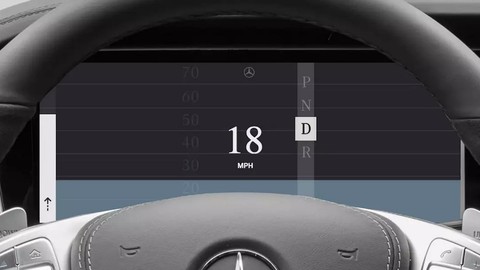 Motor vehicle, Mode of transport, Transport, Technology, Logo, Gauge, Luxury vehicle, Speedometer, Symbol, Machine,