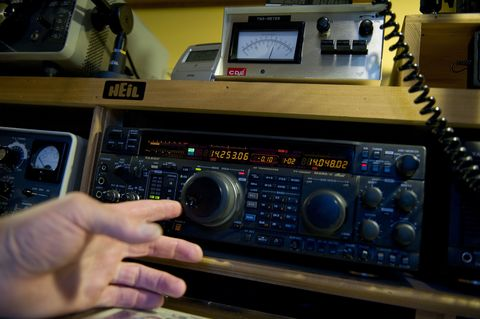 amateur code morse pass radio test