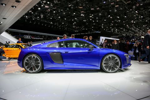 Audi S Electric Supercar Is Absolutely Stunning