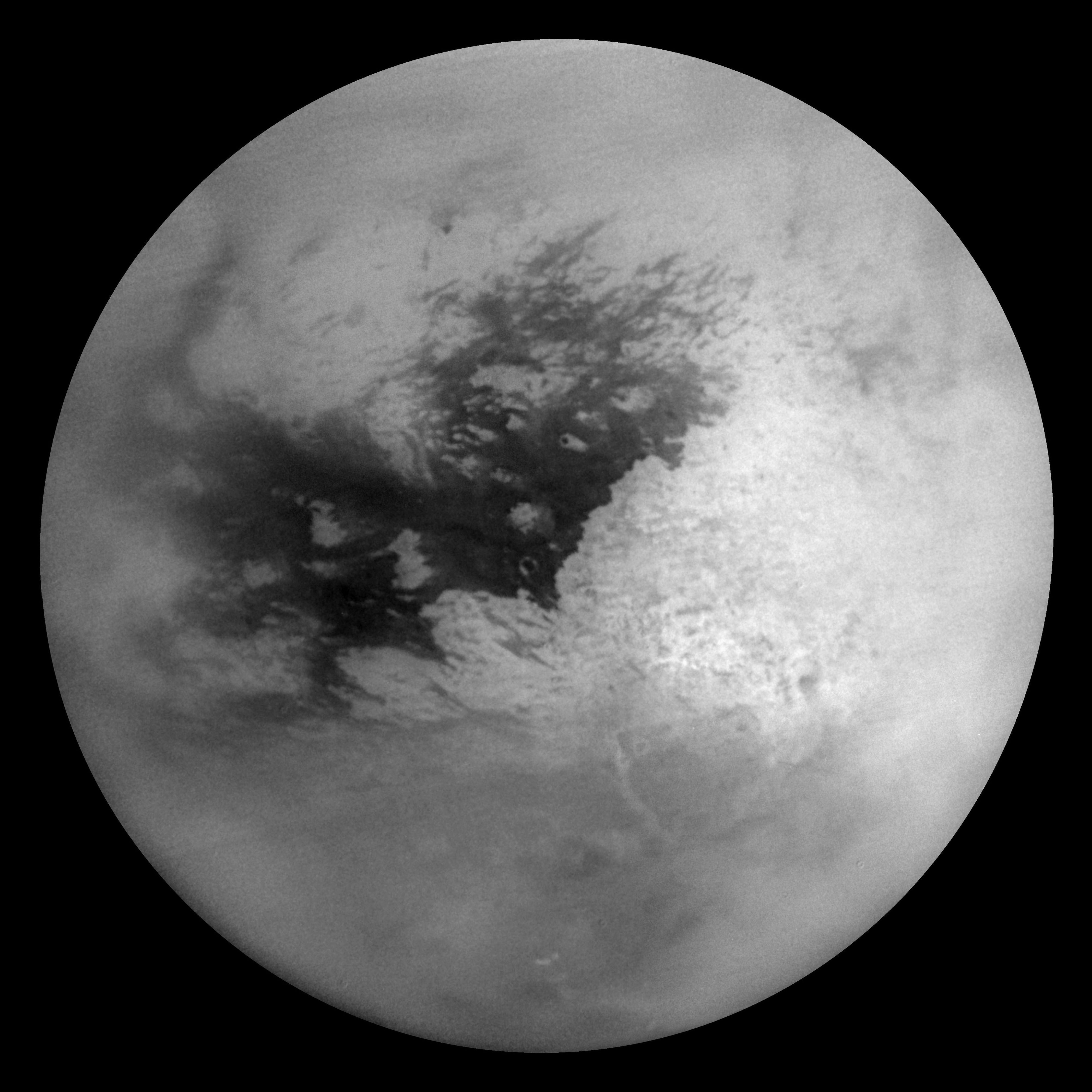 Titan's Seas May Hide a Strange Form of Nitrogen-Based Life