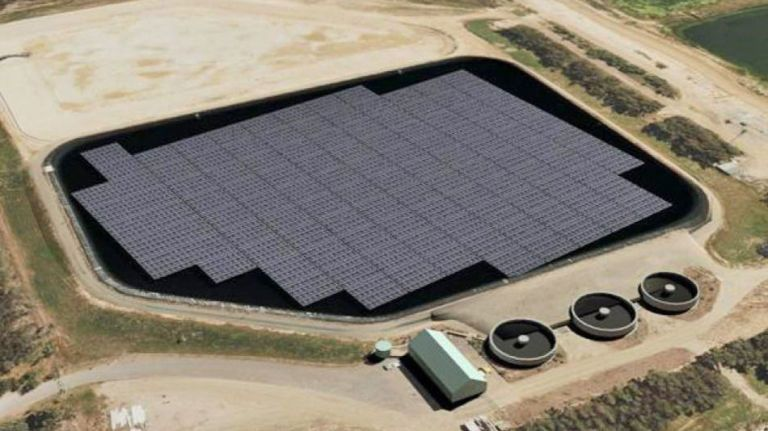 Huge Floating Solar Array Is Coming to Australia