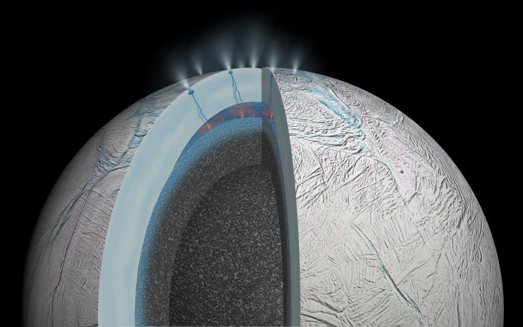 Why the Warm Ocean on This Moon of Saturn Could Be Perfect for Life