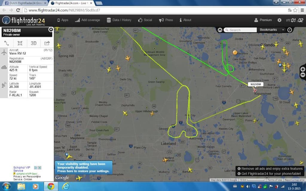 Let the Weekend Commence: This Fearless Pilot Drew a Penis With His