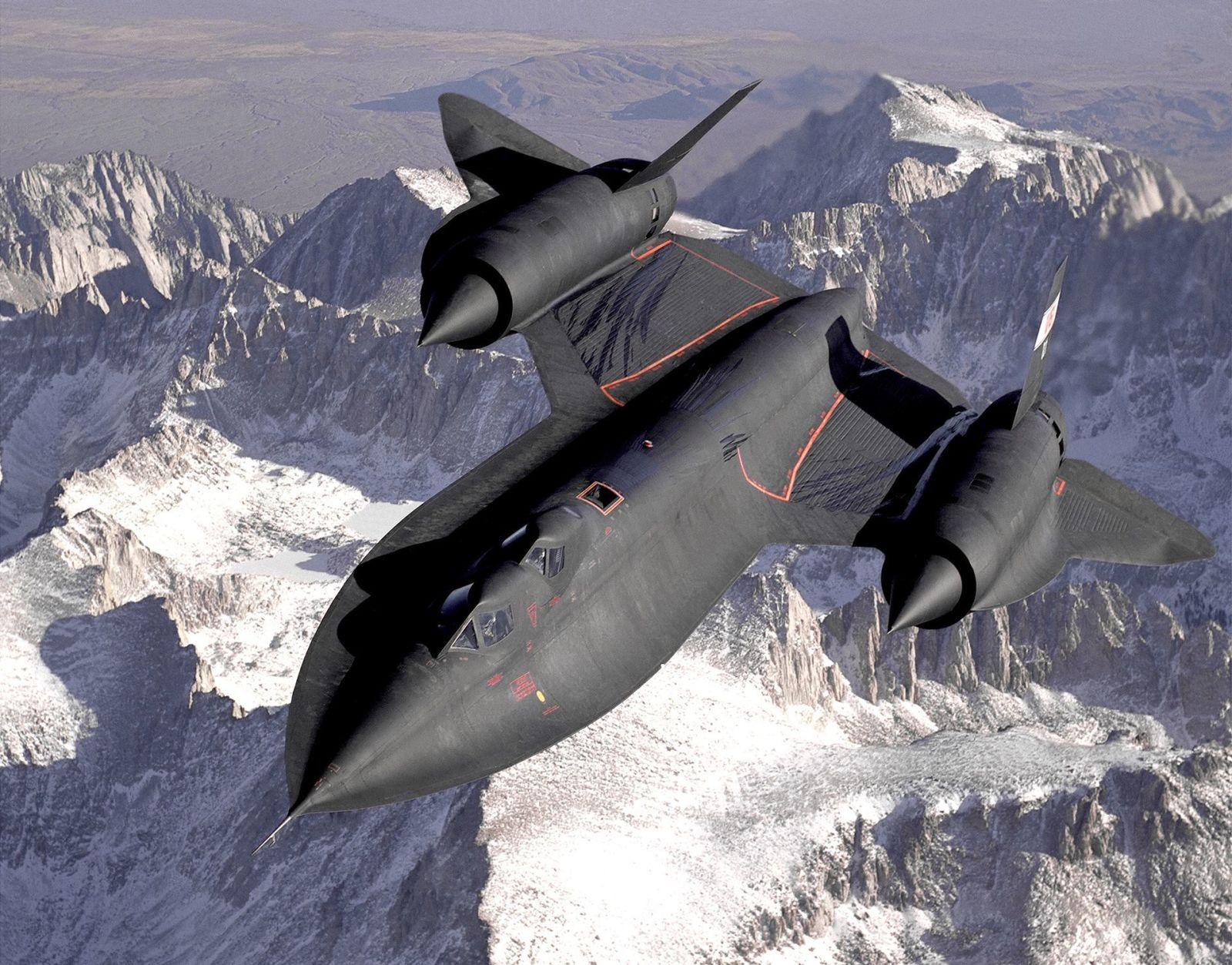 What Made the SR-71 Blackbird Such a Badass Plane