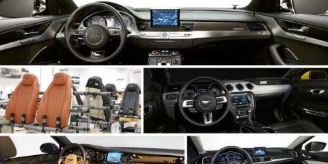Motor vehicle, Steering part, Mode of transport, Blue, Steering wheel, Automotive design, Transport, Vehicle, Product, Vehicle audio,