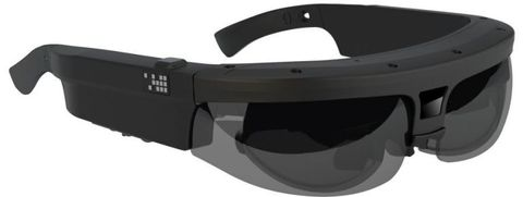 Eyewear, Vision care, Product, Personal protective equipment, Goggles, Light, Black, Technology, Eye glass accessory, Grey,