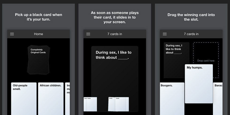cards against humanity online for free  »  9 Photo »  Amazing..!