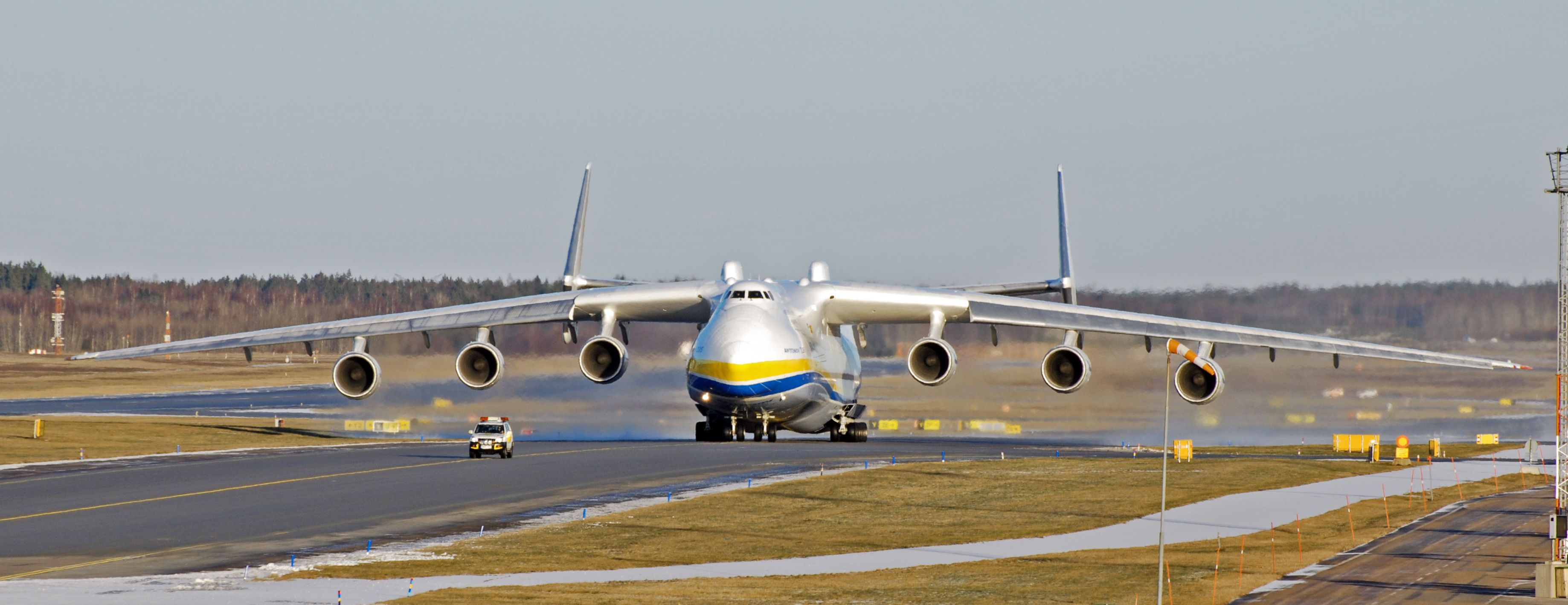 Extreme Machines: Antonov An-225 Is The World's Biggest Plane