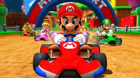 artificial intelligence will soon better than you at mario kart