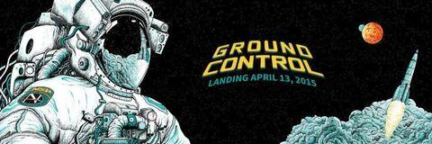 Text, Astronaut, Font, Teal, Aqua, Space, Graphics, Graphic design, Animation, Label,