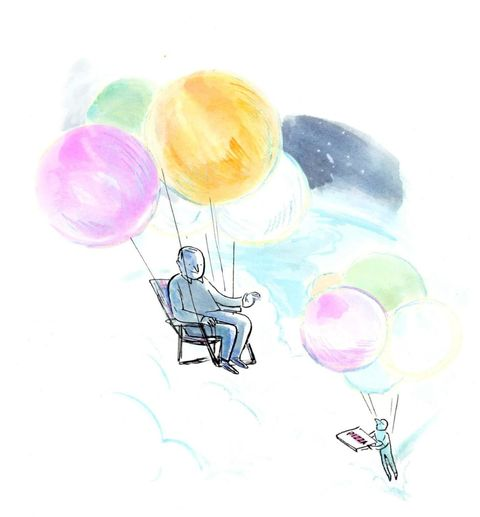 Can a Bunch of Balloons Tied to a Lawn Chair Really Lift Me Into the Sky?