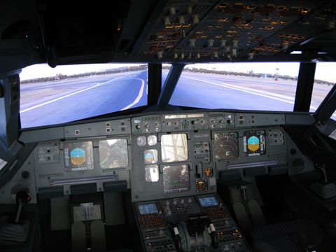 Mode of transport, Cockpit, Transport, Air travel, Aviation, Flight instruments, Aircraft, Glass, Aerospace engineering, Windshield,